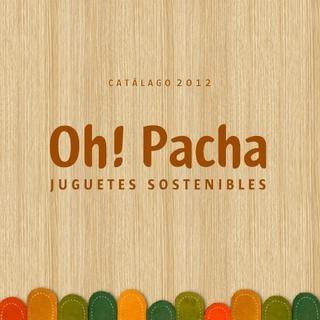 Oh!Pacha Juguetes_CATALOGO2013