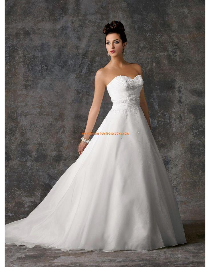 Pláž / Destinace Plesové šaty Zip Svatební šaty 2015