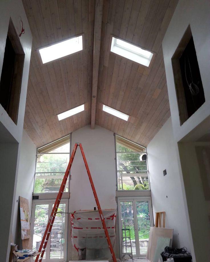 Yup is high 4 velux co6 . . . . . . #art #skylights #velux #lighting #milwaukeetool #solar #city #fineart #california #interiordesign #milwaukee #milwaukeetoolsusa #crafsmanship #ilumination #daylight  #inspiration #sunsationalskylights #greenenergy #remodel #business #design  #sky #will #architecture #windows #tools #toolcollectiontuesday #milwaukeetools #contemporaryart