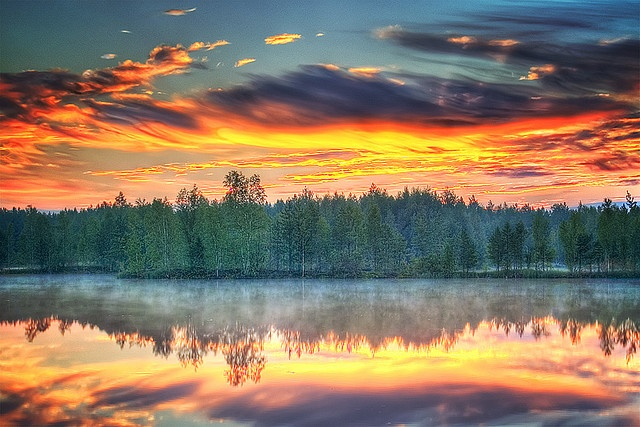 Ostrobothnia, Finland