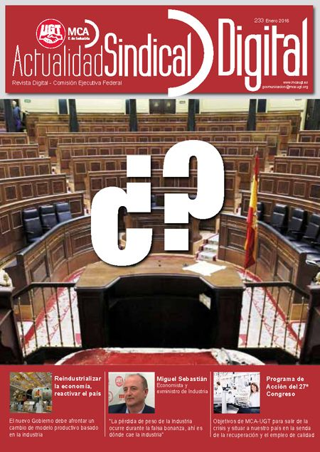 Lee Actualidad Sindical Digital 233 http://mcaugt.org/noticia.php?cn=24446