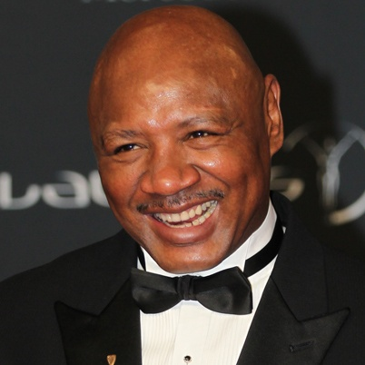 Marvelous Marvin Hagler is a retired American professional boxer who was Undisputed World Middleweight Champion from 1980 to 1987. Born in Newark, NJ in 1954.