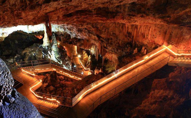 Bursa Oylat Mağarası/İnegöl
