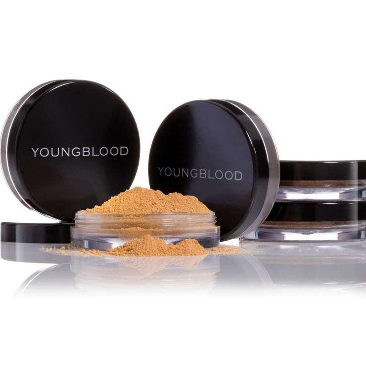 Fondotinta minerale: i prodotti migliori - Loos Mineral Foundation Youngblood
