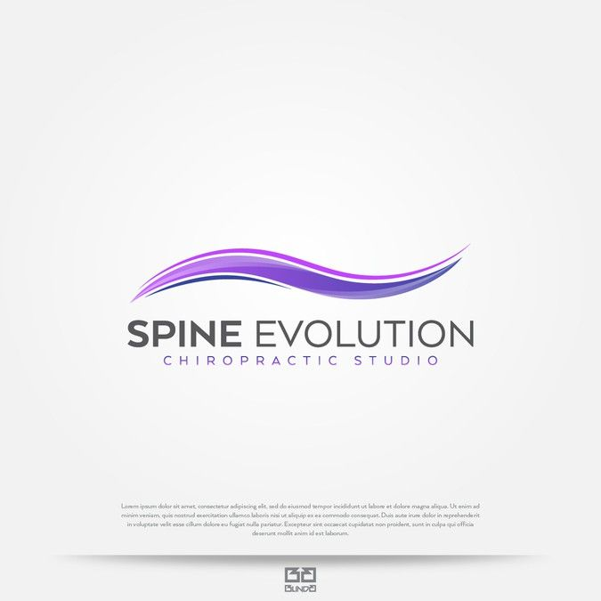 Create an energising logo for a chiropractic office by BlindB