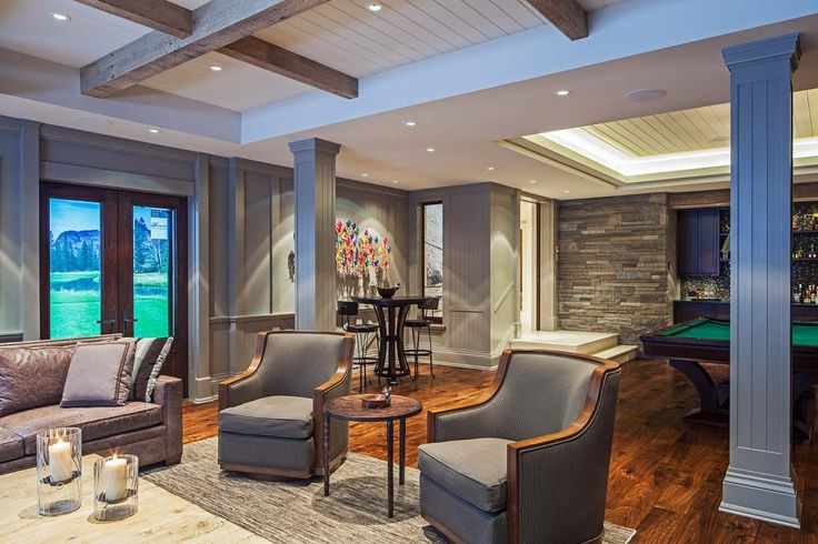 Basement Rec Room Ideas Endearing Design Decoration