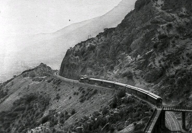 Cuesta las Chilcas 1925
