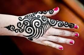 Image result for easy henna designs for beginners on hands step by step
