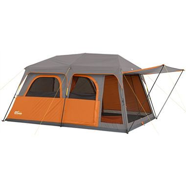 Campvalley 9 Person Instant Cabin Tent Roughing It