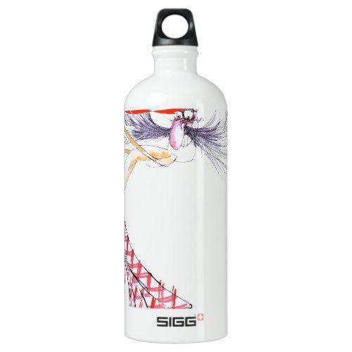 golf swing, tony fernandes water bottle