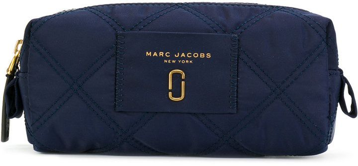 Marc Jacobs quilted make up bag #promotion