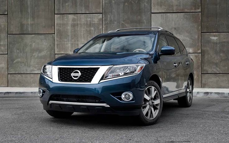 2017 Nissan Pathfinder It is the side of the fourth generation of SUVs and some trim levels will be offered in a package with the addition of a set of feathers. The range of Nissan's SUV there for quite a long time. One of the first type of Pathfinder. Has 30 years starting from the