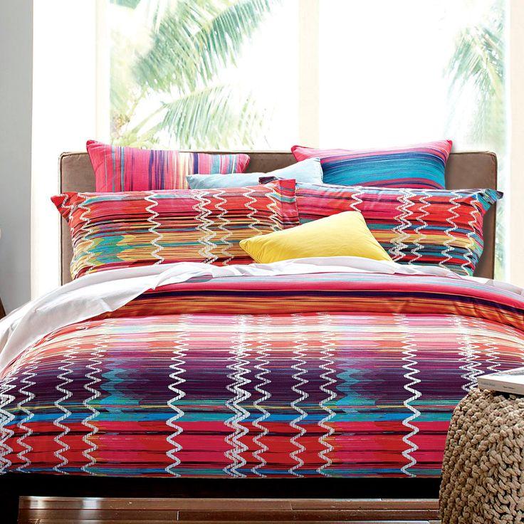 et king bedding modern funky duvet comforter cover by dolce mela