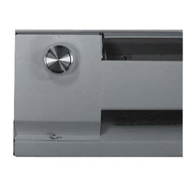 TPI TBD Baseboard Heater Thermostat, 22 Amps, 120/240 V