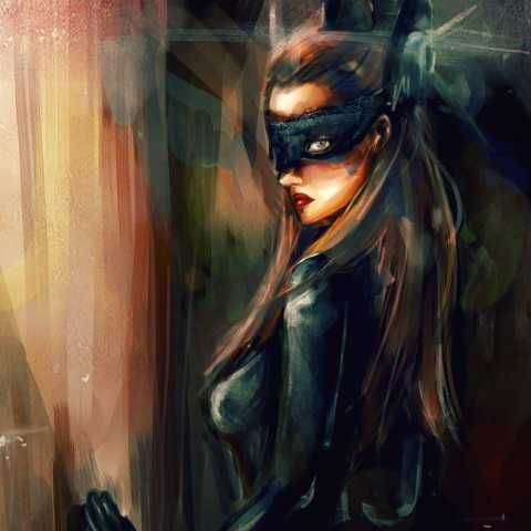 Catwoman screenshots, images and pictures - Comic Vine