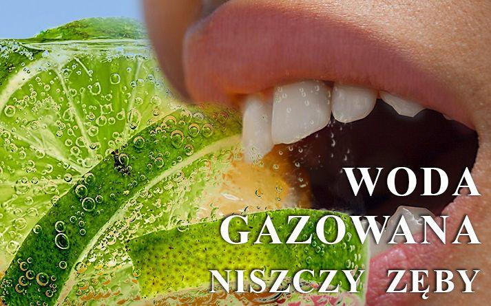 Woda gazowana niszczy #zęby --> http://yesdent.pl/ #weater #soda #woda #stomatolog #dentysta #stomatologwroclaw
