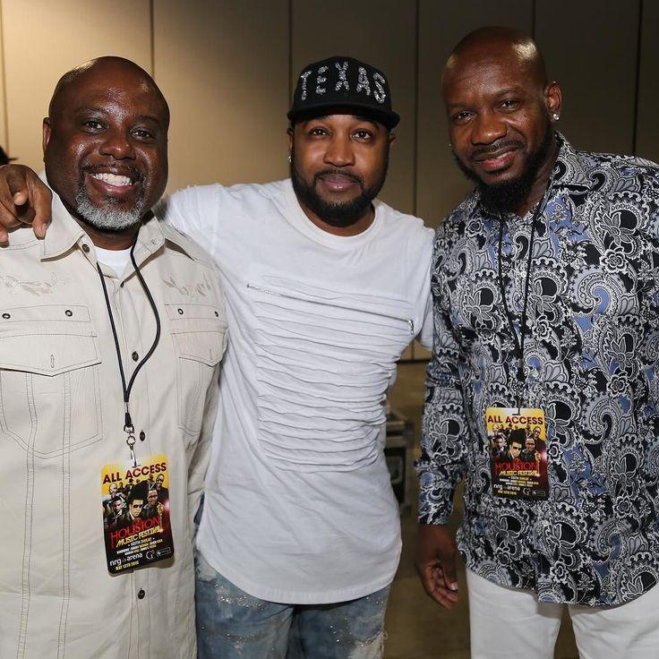 Caught up with the homies HTown and @dmars_com at the Houston Music Festival #bondking #kingofbonds #houstonmusicfestival #gostealsomething #butdontstealmyshit by thekingofbonds