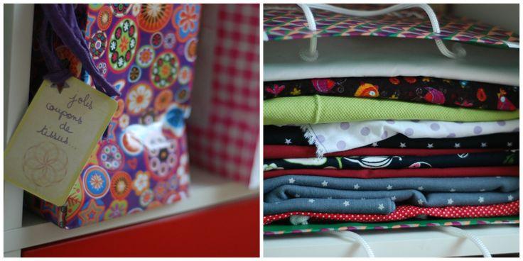 Fabric- Tissus