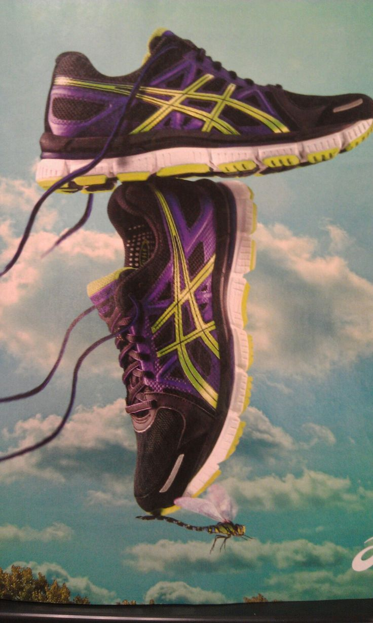 Asics .nice running shoes !!