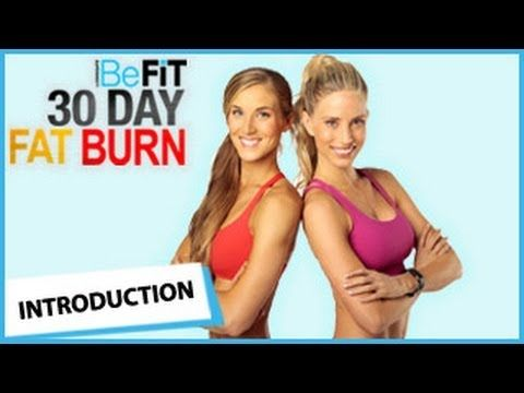 30 Day Fat Burn. This program burns fat and tones muscle at the same time! Plus, each exercise is only 10 minutes. And did I mention that it is free on YouTube?