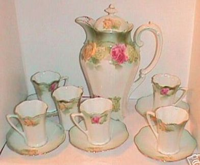 Antiques.com | Classifieds| Antiques » Antique Porcelain & Pottery » Antique Teapots & Tea Sets For Sale Catalog 8