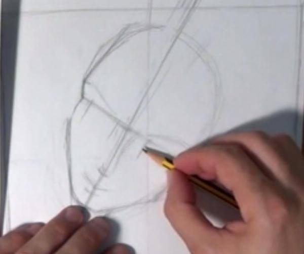 Como Hacer Un Retrato A Lapiz Encuadre Paso 1 Un Retrato Consiste En Dibujar El Rostro De Una Person Retrato Lapiz Dibujos A Lapiz Rostros Dibujos De Ojos