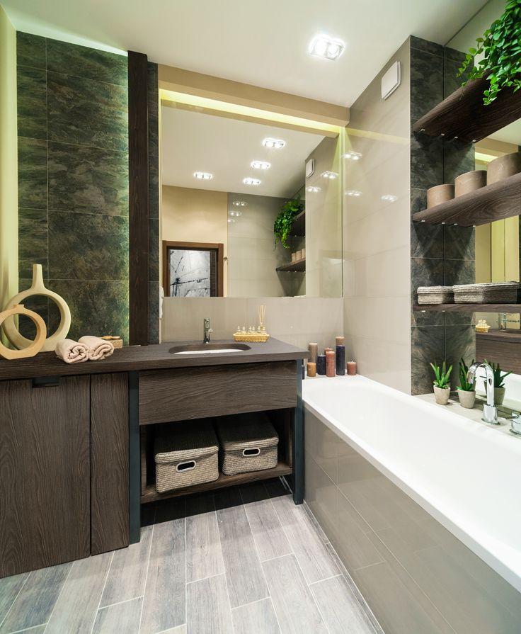 Primacor en gabinetes de baño #Primadera Ref. Amora Ash www.primadera.com