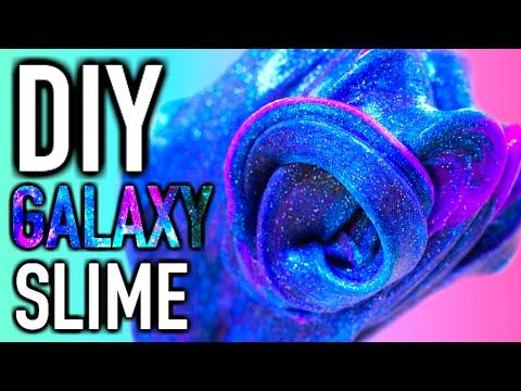 DIY color-changing slime! Only 3 ingredients! (No borax/no liquid starch)| DIY Halloween - YouTube