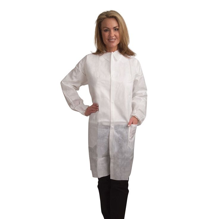 Disposable lab coats for the kiddos to wear, so they look like real scientists