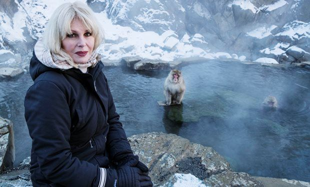 "Joanna Lumley on Japan: ""I wanted to try to get behind this most mysterious country"""