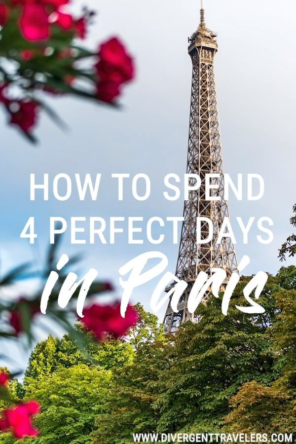 3 Days in Paris Itinerary: Do Not Visit Without Reading!