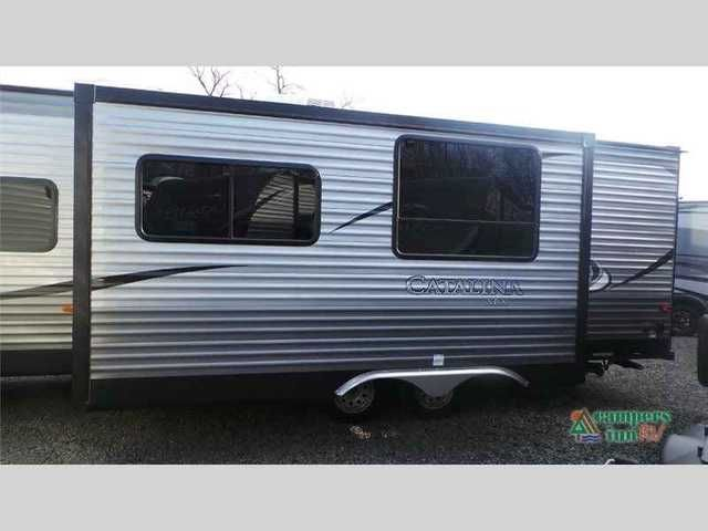 Model homes camper trailer in pa