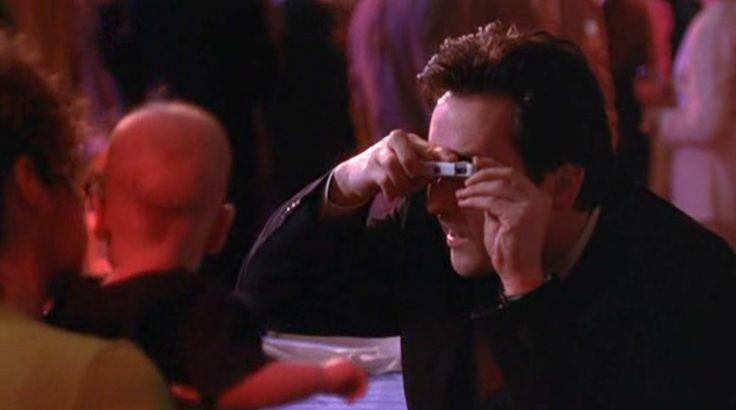 """JOHN CUSACK (in the movie """"Grosse Pointe Blank"""")"""