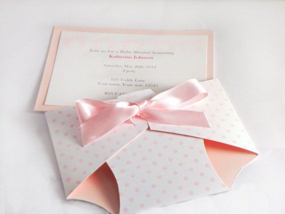 Diaper Baby Shower Invitation Announcement Baby Girl or Boy on Etsy, $3.93 AUD