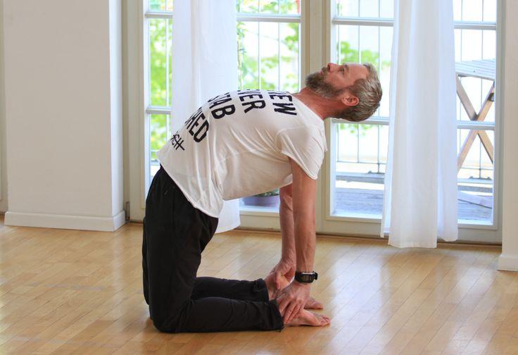 Rückbeugen Yogakurs