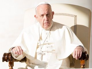 Pope Francis: Think 'being good' is enough? It's not. Go to Mass :: EWTN News
