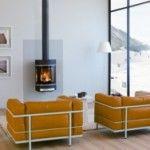Gezellige woonkamer inrichten met de nieuwe generatie houtkachels!