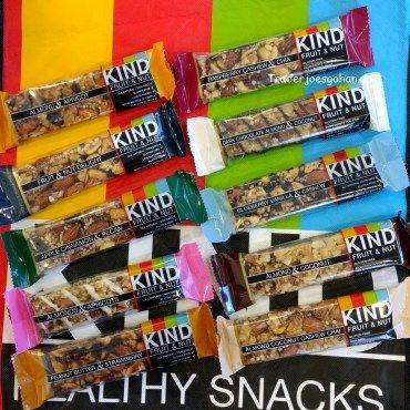 KIND Bar Fruit & Nut カインドバー フルーツ&ナッツ | #KINDBar #FruitNut #カインドバー #フルーツ #ナッツバー #プロテインバー #CleanEating #proteinbar