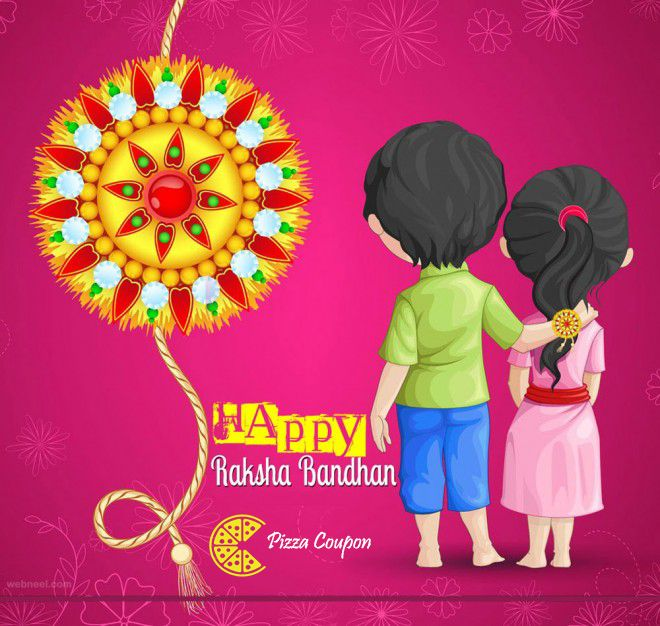 Celebrate the bond of togetherness Happy Rakhsa Bandhan This one is exclusively for sisters! We would like you to tag your brother #Rakhi