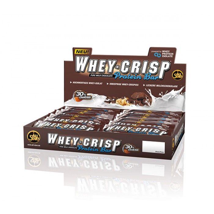 ■ Whey Crisp Riegel von All Stars - auch Wiederverkäufer, checkt mal unsere top Nettopreise! http://www.active12.ch/advanced_search_result.php?keywords=Whey-Crisp