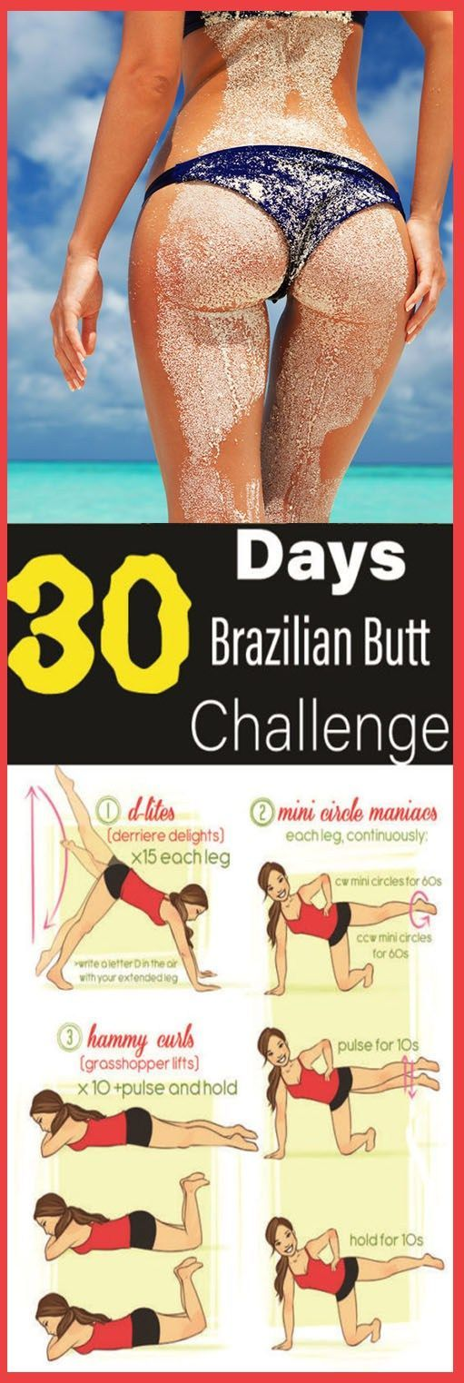 Lift and tone your butt in five minutes with these exercises. Brazilian women are famous for their gorgeous bodies, but you don't have to go to Rio to get a beautiful butt. So I have something really special for you today, Because I'm gonna share simple 5 minutes workout that will ultimately give a perfect …