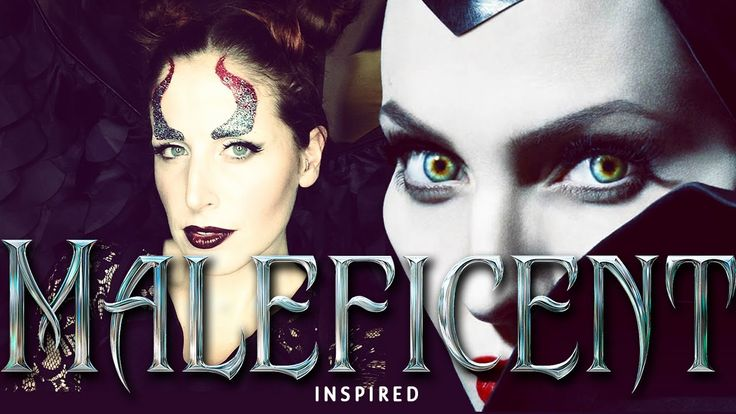 TUTORIAL TRUCCO MALEFICENT INSPIRED HALLOWEEN 2014