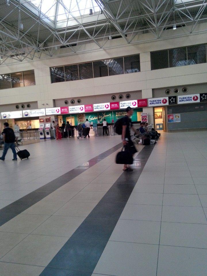 Antalya International Airport (AYT)