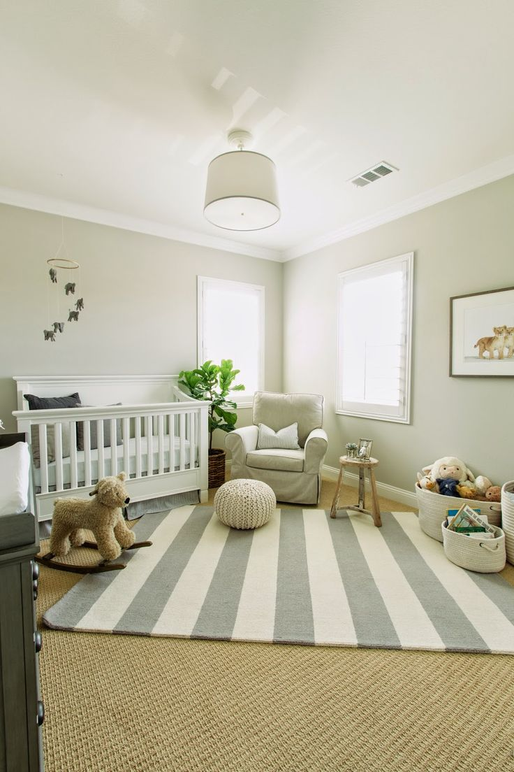 The HONEYBEE Lucas Neutral Nursery