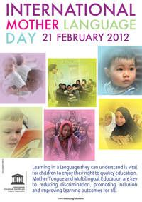 International Mother language Day | Education | United Nations Educational, Scientific and Cultural Organization
