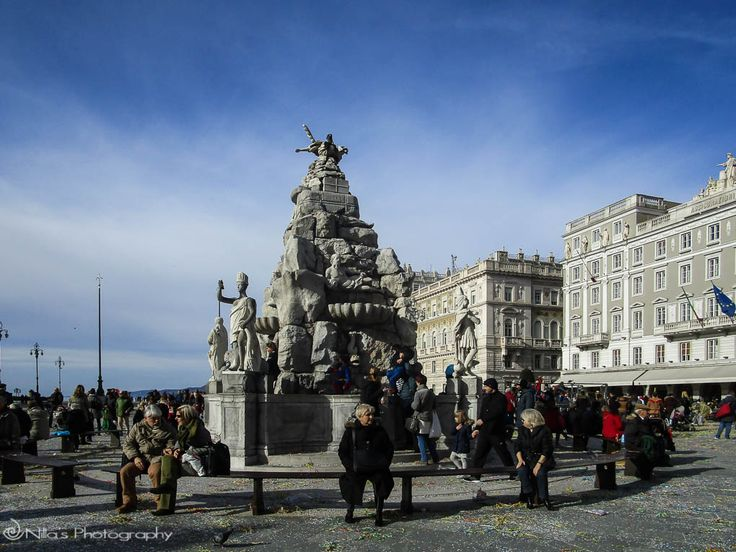 February, 2017 With only a day to spare, this willhave to beenough timeto explore Trieste, Italy's north-eastern port city.