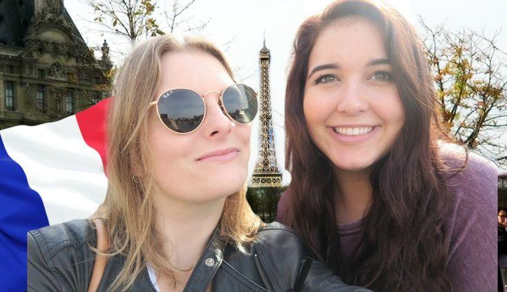 WHAT PARIS IS REALLY LIKE | LauraJane