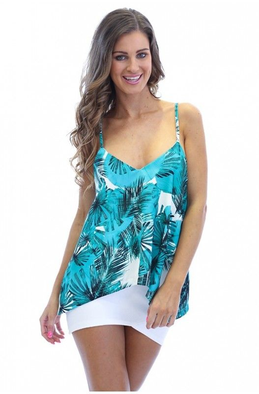 Someday's Lovin' Top- Loose flowing top with open back- Shop Only at A$35.00.  Limited Stock. Shop Now!