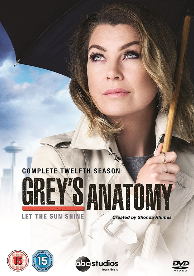 Grey's Anatomy - Season 12 [DVD]