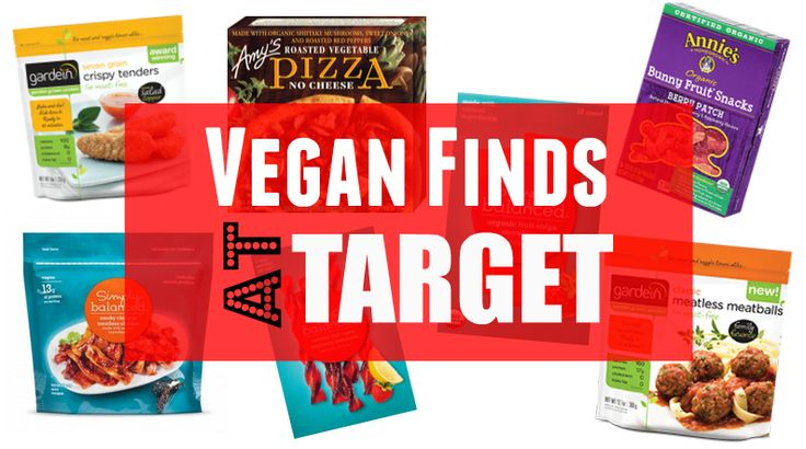 Vegan Foods at Target | The Friendly Fig